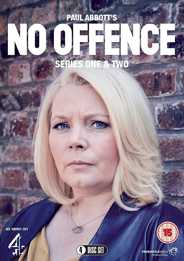 No Offence S03E01 HDTV x264-MTB