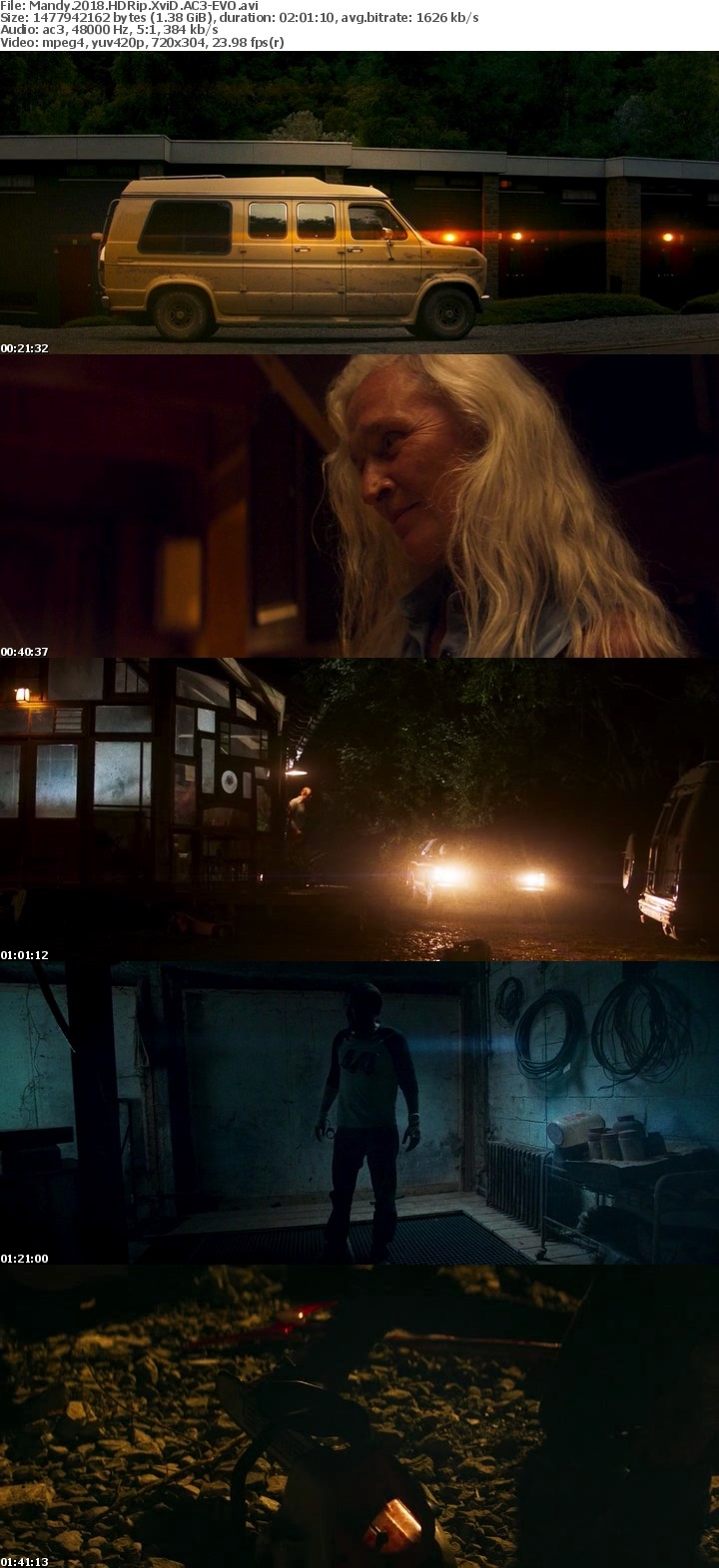 Mandy 2018 HDRip XviD AC3-EVO[TGx]