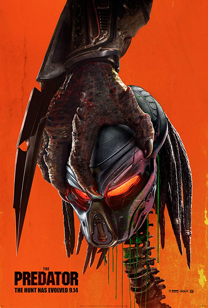 The Predator 2018 720p HDTS x264 Dual Audio Hindi -English MW