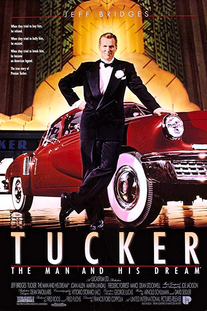 Tucker The Man and His Dream (1988) [BluRay] [720p] YIFY
