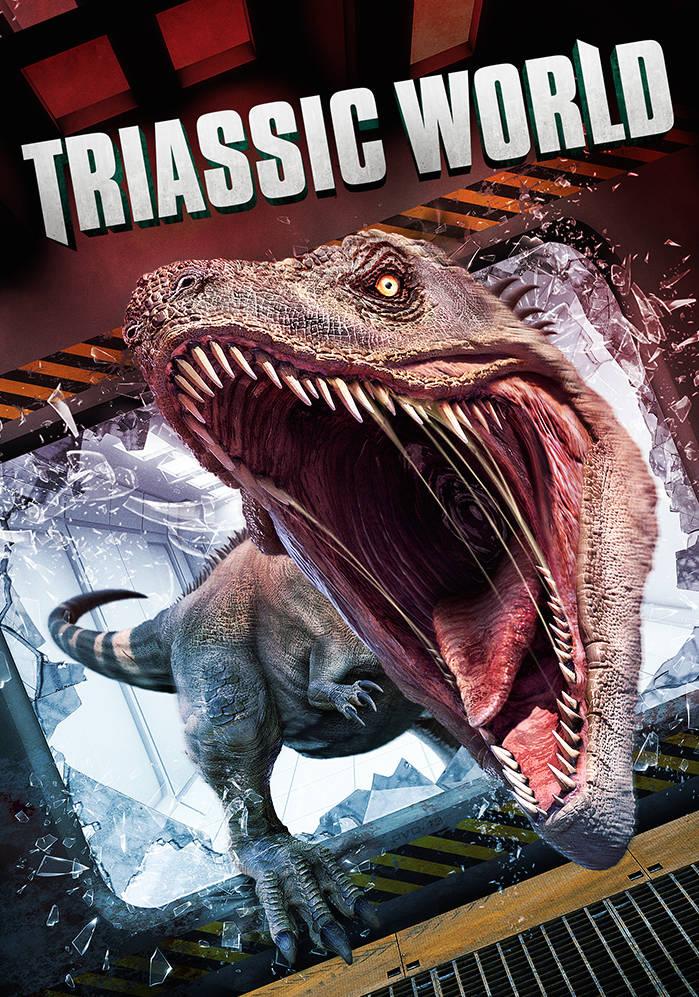 Triassic World (2018) [BluRay] [720p] YIFY
