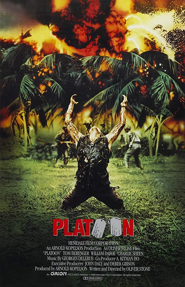 Platoon 1986 REMASTERED BluRay 10Bit 1080p DD5 1 H265-d3g
