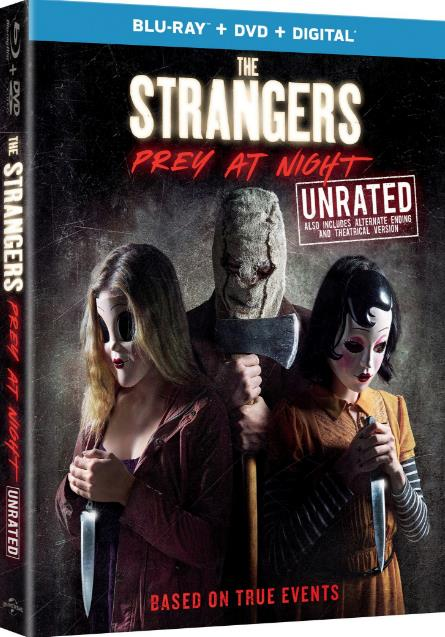 The Strangers Prey at Night (2018) 1080p BRRip x265 HEVC Come2daddy