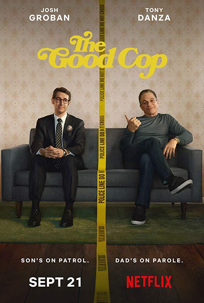 The Good Cop S01E01 720p NF WEB-DL DDP5 1 x264-MZABI