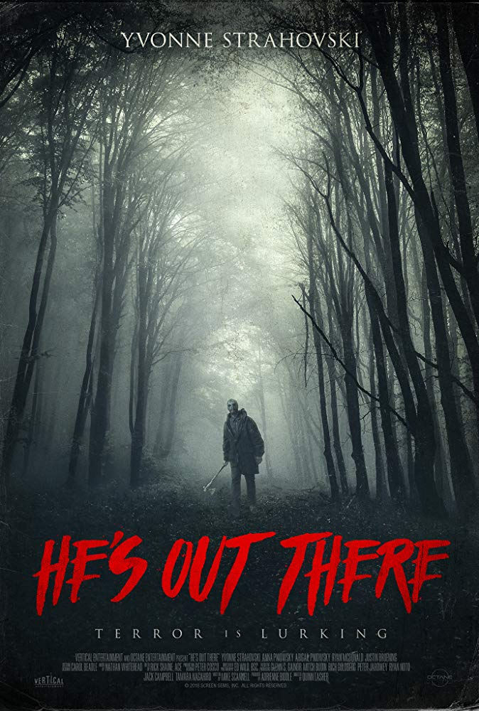 Hes Out There 2018 HDRip x264 AC3-Manning