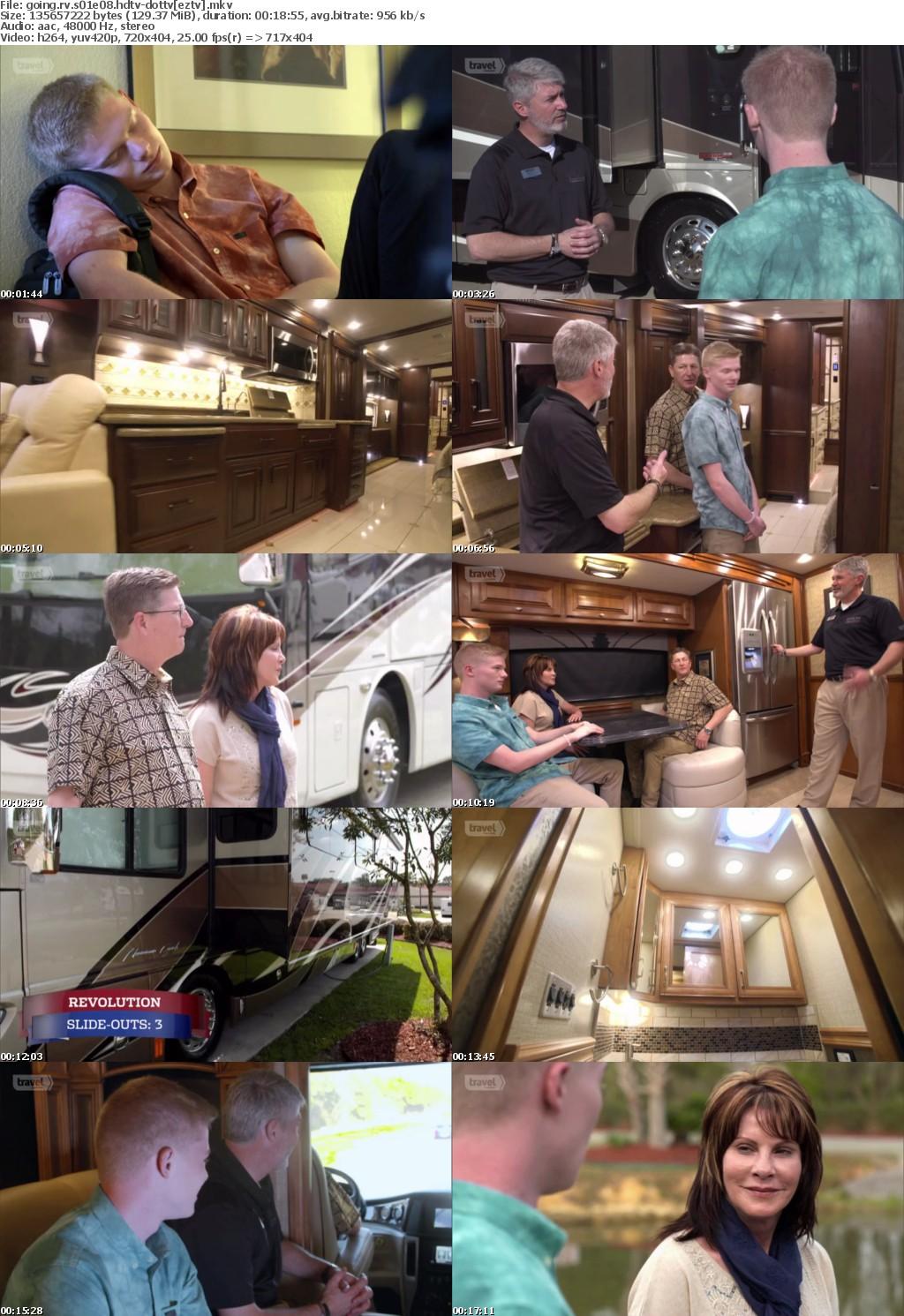 Going RV S01E08 HDTV x264-dotTV