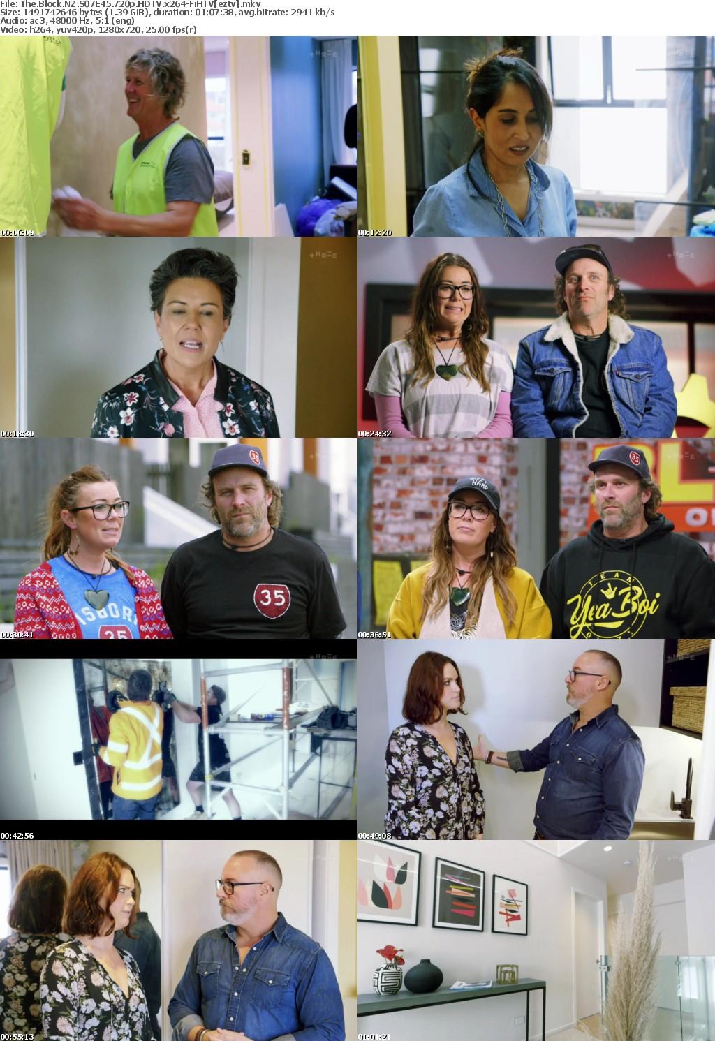 The Block NZ S07E45 720p HDTV x264-FiHTV