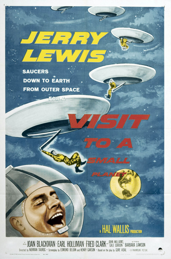 Visit to a Small Planet 1960 720p BluRay x264-x0r