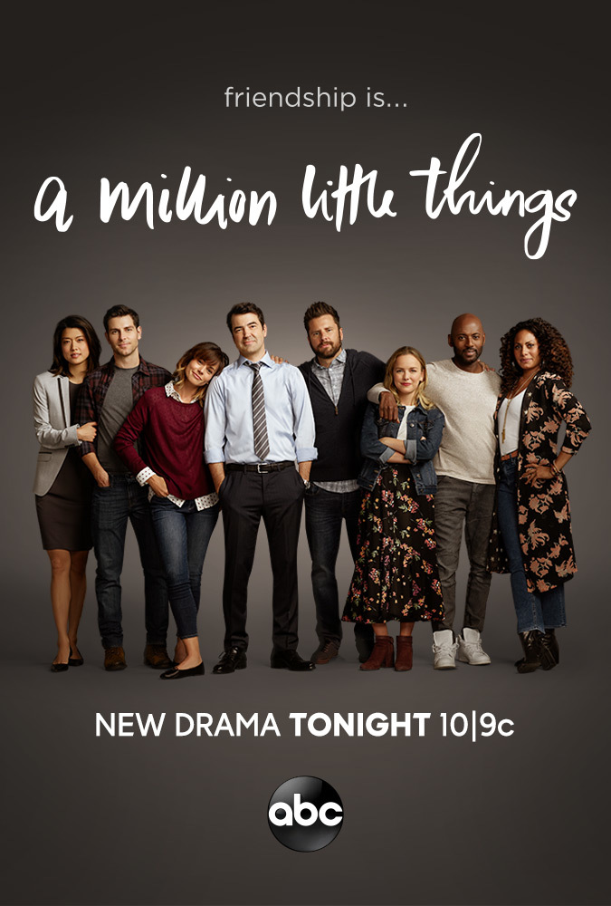 A Million Little Things S01E01 Pilot 720p AMZN WEBRip DD+5 1 x264-AJP69