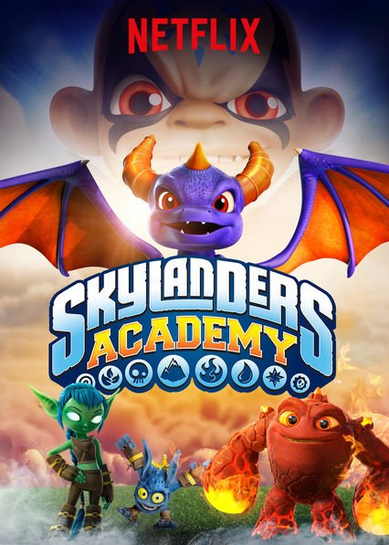Skylanders Academy S03E01 WEB x264-STRiFE