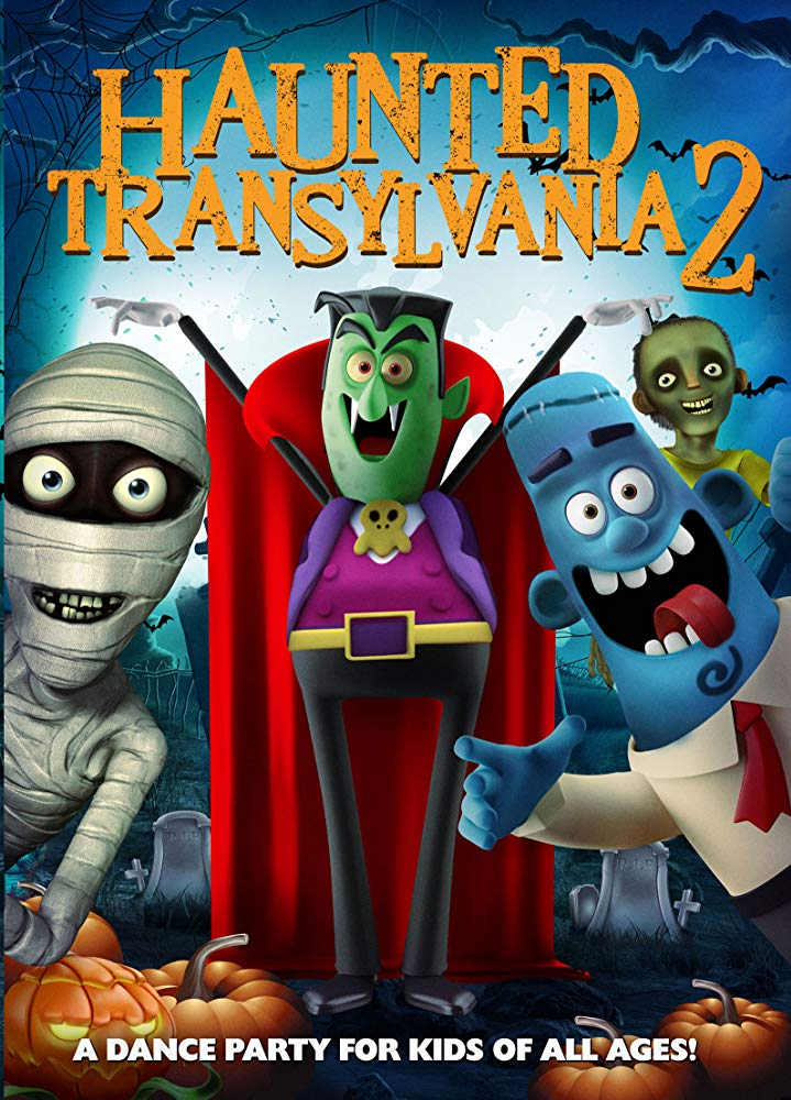 Haunted Transylvania 2 2018 1080p WEB-DL x264 ESub MW