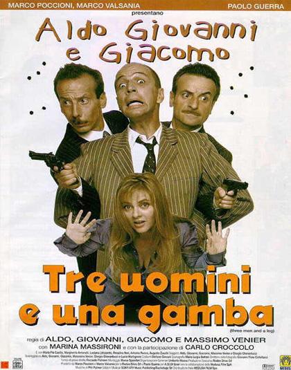 Tre Uomini E Una Gamba (1997) SD H264 italian Ac3-2 0 sub ita-MIRCrew