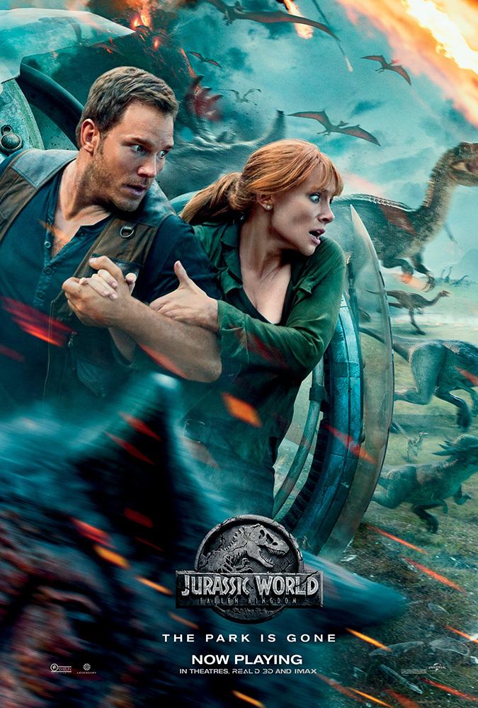 Jurassic World Fallen Kingdom 2018 3D MULTi QC 1080p BluRay x264-3DMax