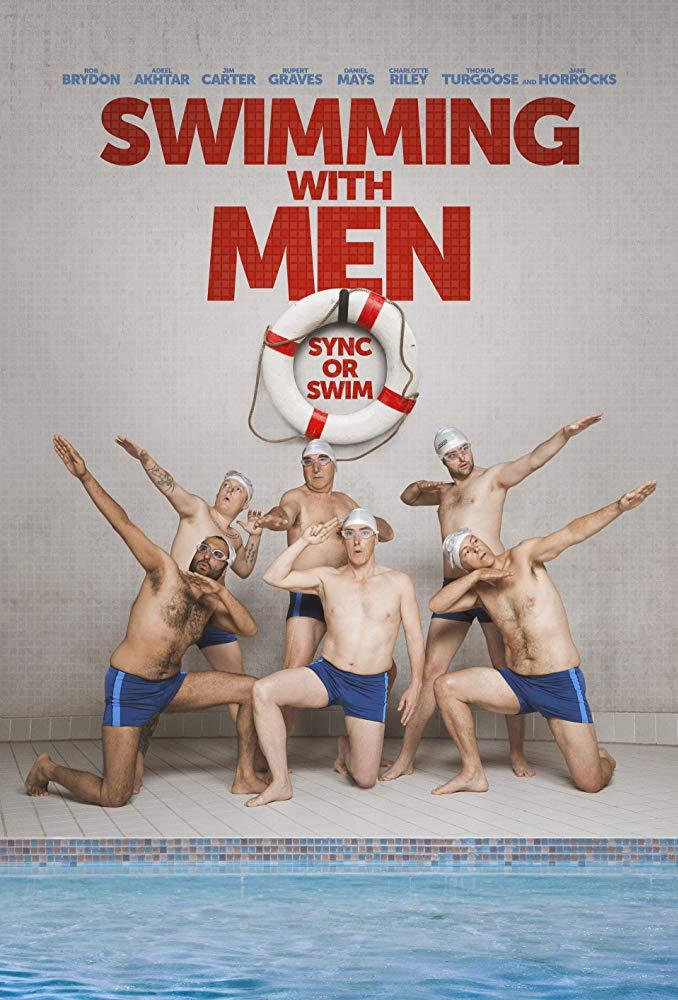 Swimming with Men 2018 BDRip AC3 X264-CMRG