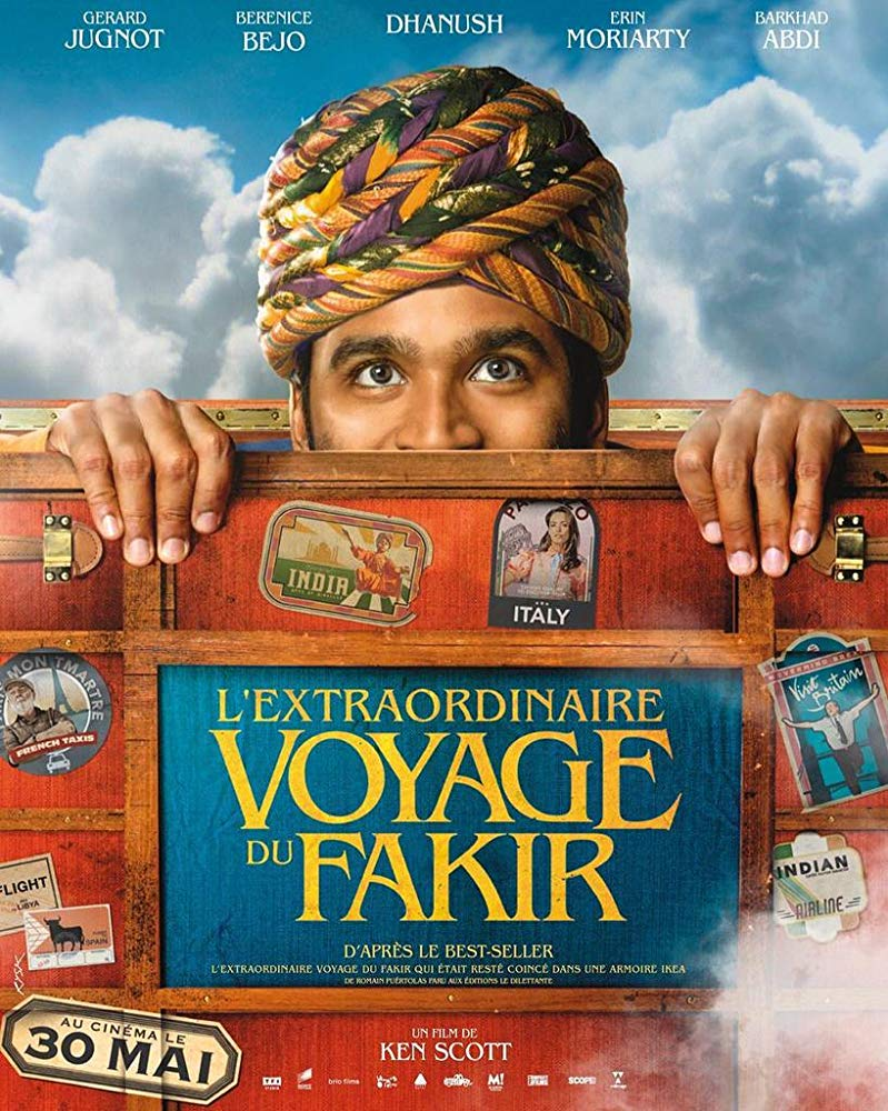 The Extraordinary Journey of the Fakir 2018 MULTi 1080p BluRay x264-DuSS