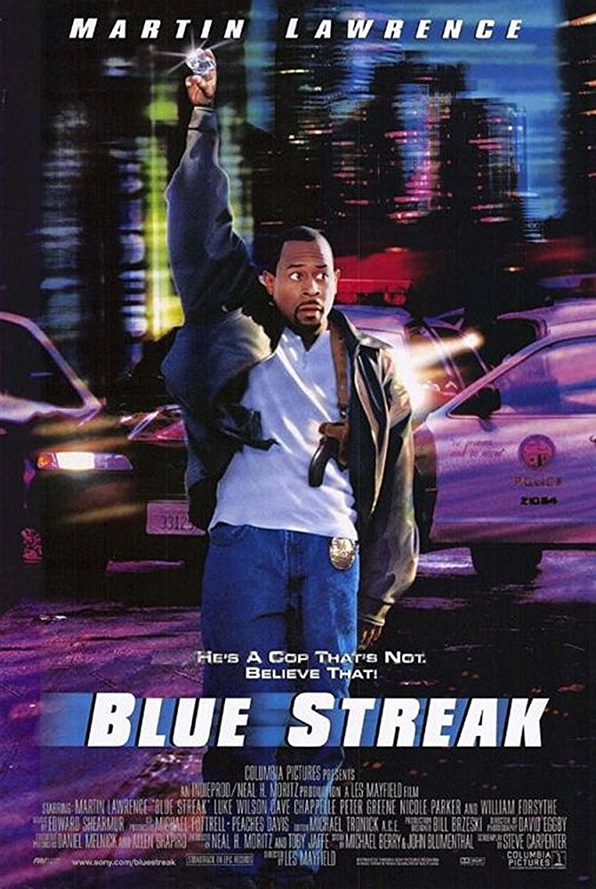 Blue Streak 1999 BRRip XviD MP3-XVID