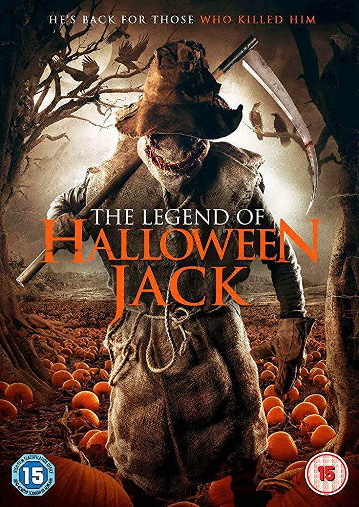 The Legend of Halloween Jack 2018 HDRip XviD AC3-EVO