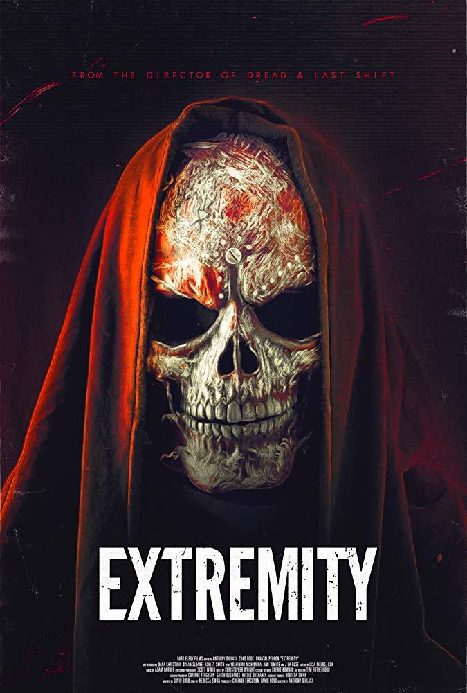 Extremity 2018 HDRip XviD AC3-EVO