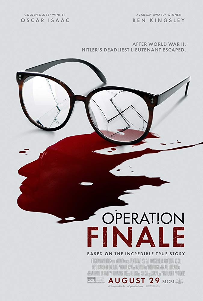 Operation Finale 2018 HDRip XviD AC3-EVO
