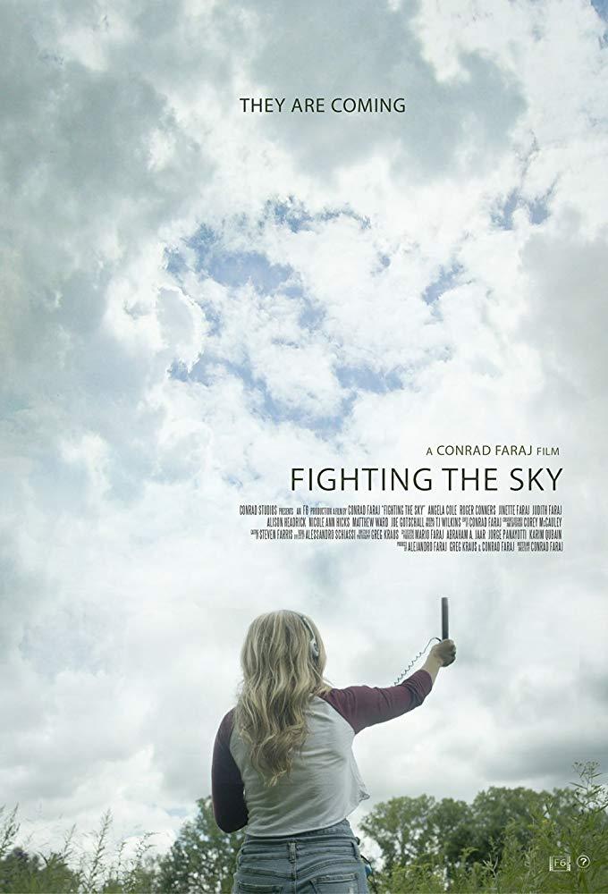 Fighting the Sky 2019 HDRip AC3 X264-CMRG