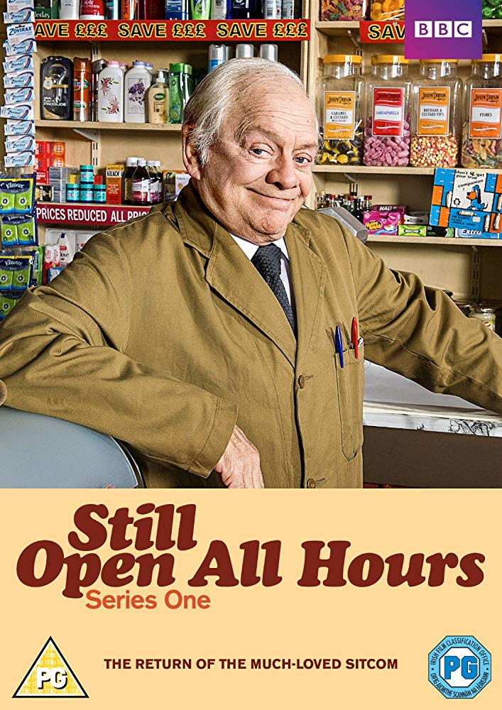 Still Open All Hours S05E01 720p HDTV x264-MTB