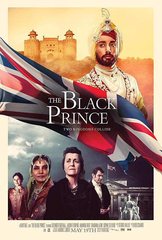 The Black Prince 2017 HINDI 1080p NF WEBRip DDP5 1 x264-TOMMY