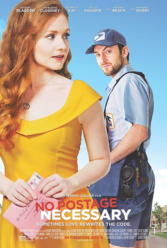 No Postage Necessary 2017 HDRip AC3 X264-CMRG