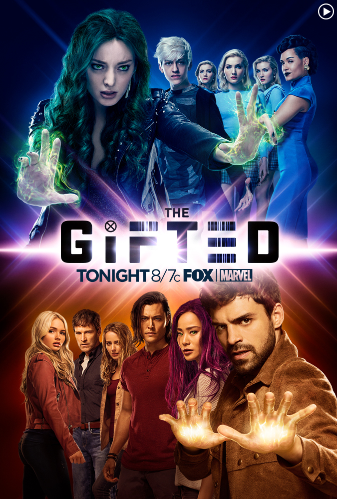The Gifted S02E03 XviD-AFG