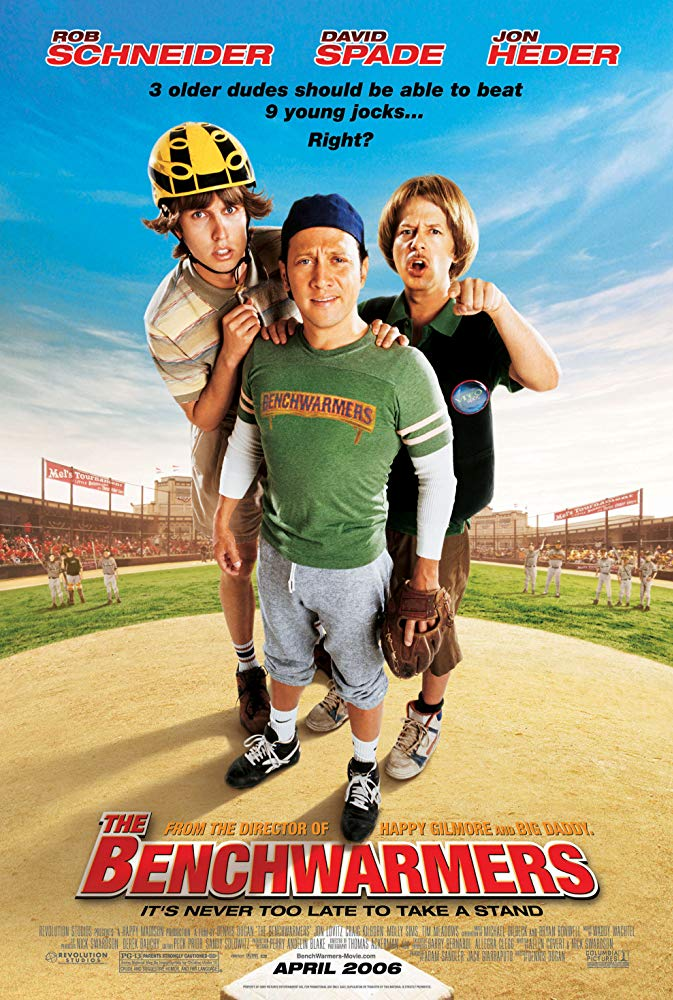 The Benchwarmers 2006 720p BluRay H264 AAC-RARBG