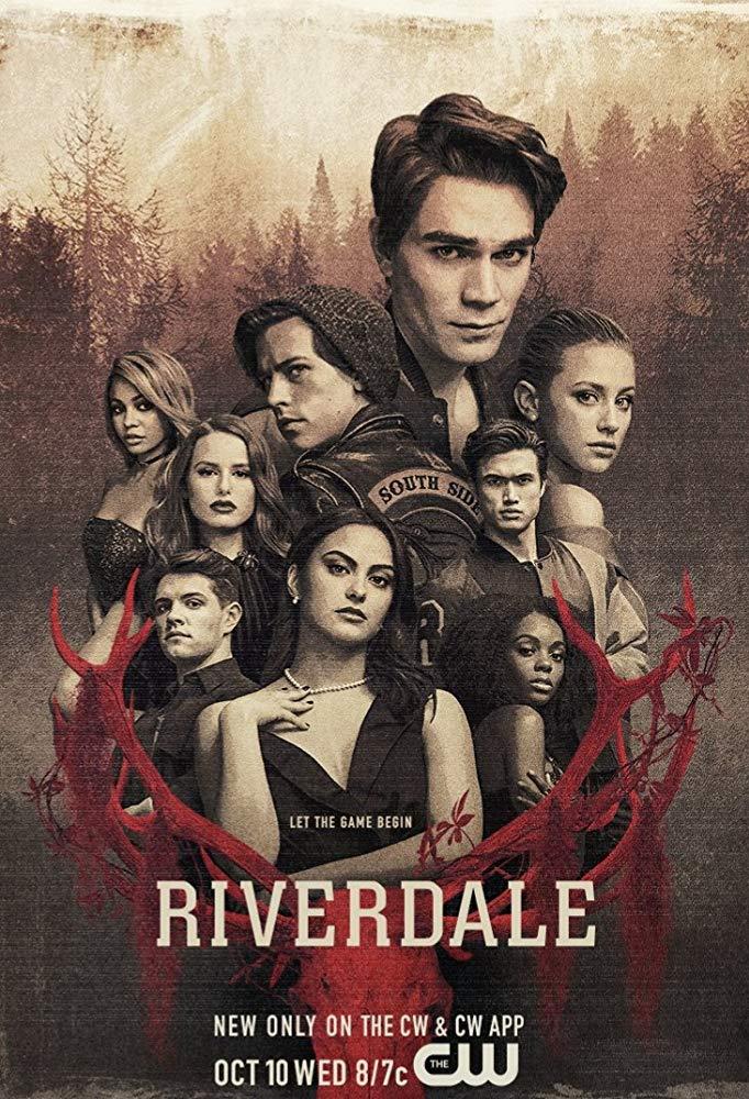 Riverdale US S03E01 720p HDTV x264-SVA