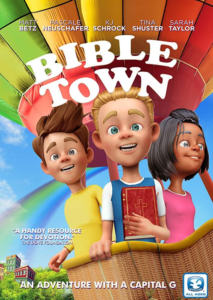 Bible Town 2017 HDRip AC3 X264-CMRG[TGx]