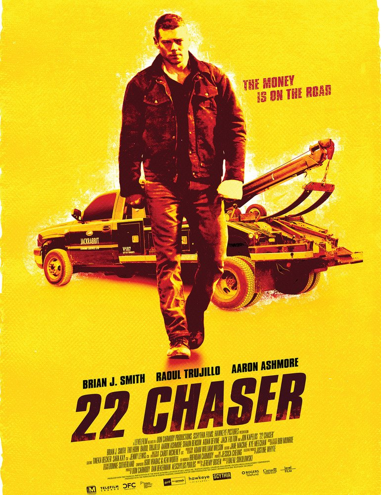 22 Chaser (2018) English HDRip 720p - x264 AAC 700MB SM