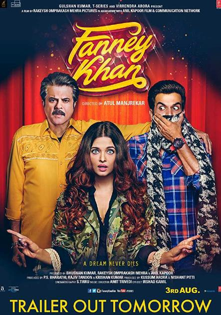 Fanney Khan (2018) Hindi 720p HDRip ESubs HEVC 600MB-DLW
