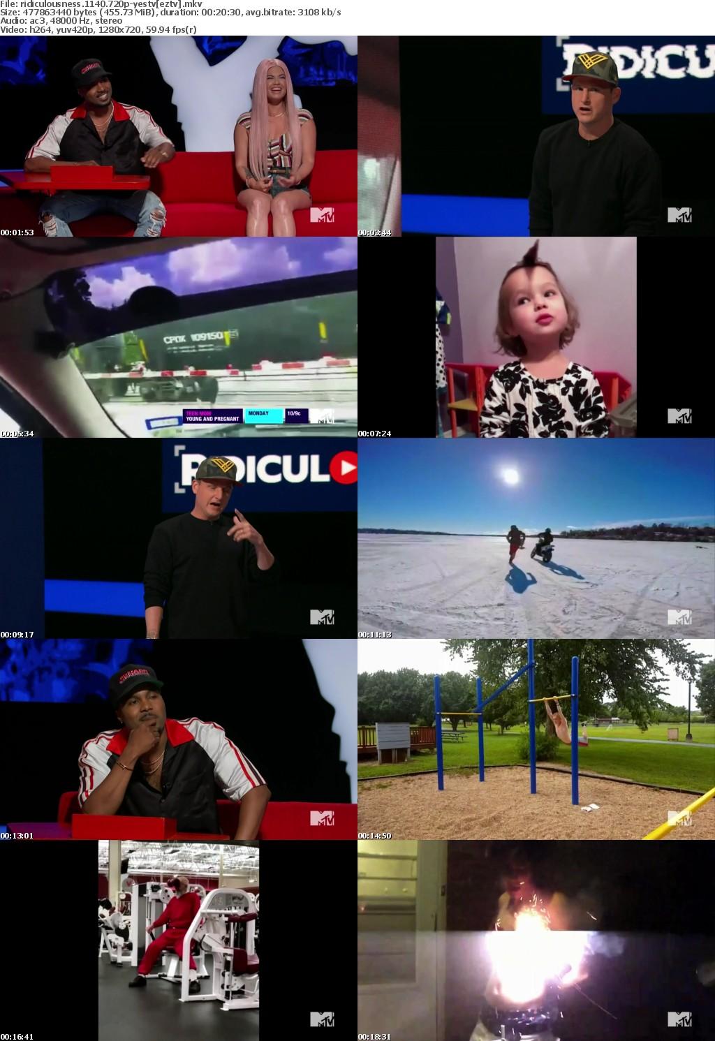Ridiculousness S11E40 720p HDTV x264-YesTV