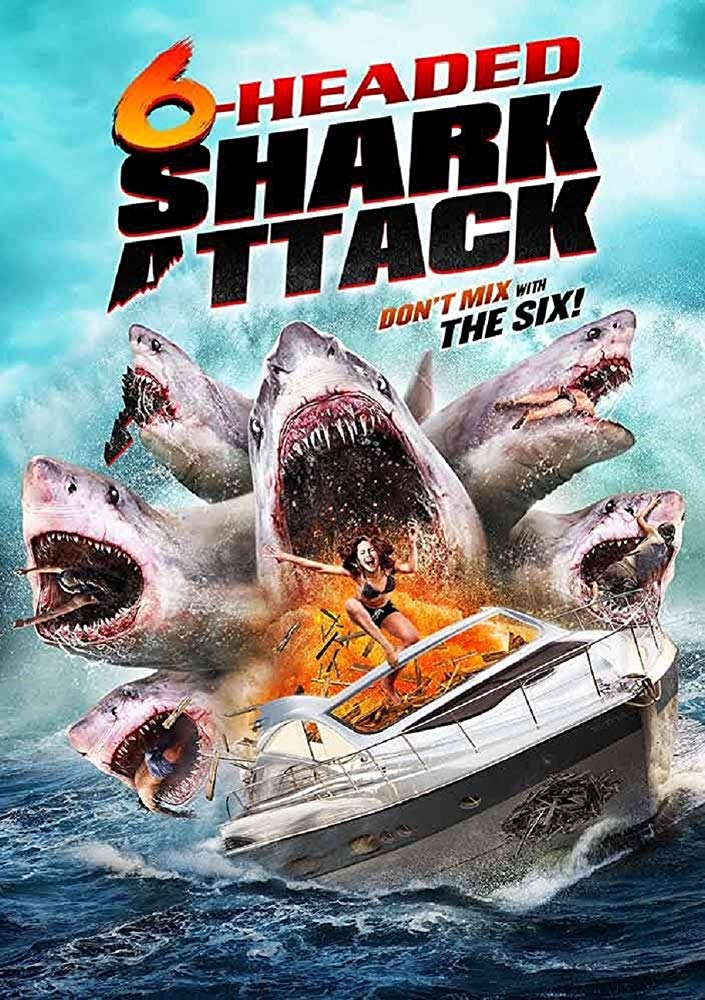 6 Headed Shark Attack (2018) 1080p BluRay H264 AAC-RARBG