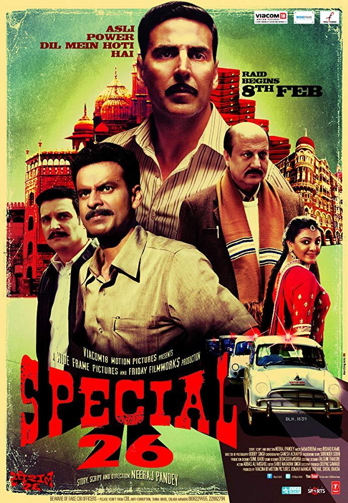 Special 26 2013 Hindi 1080p BluRay x264 DTS MW