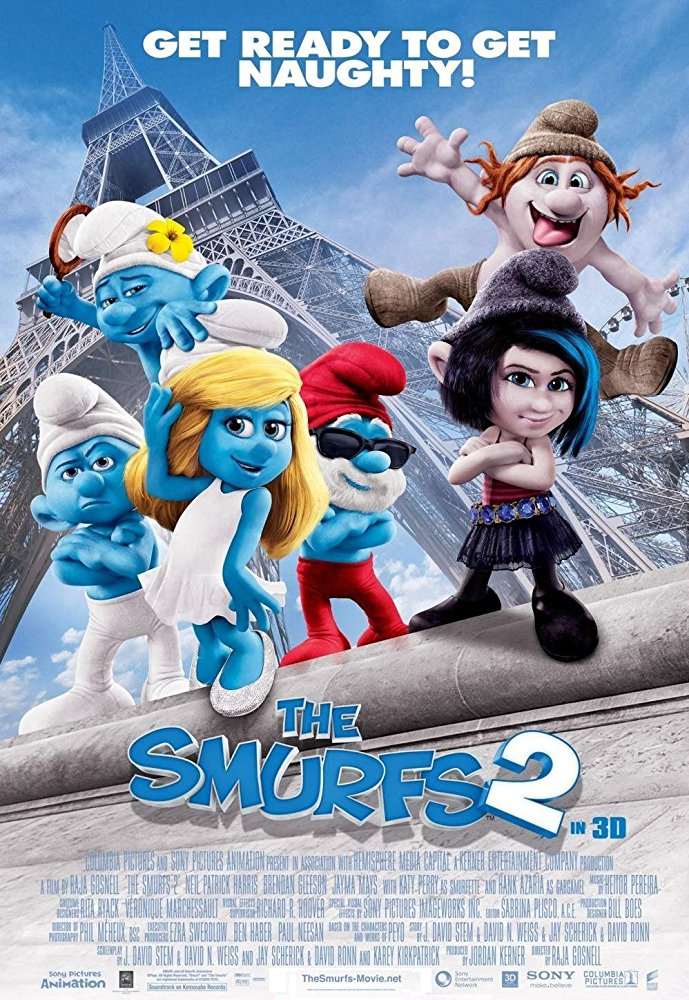 The Smurfs 2 2013 1080p BluRay H264 AAC-RARBG