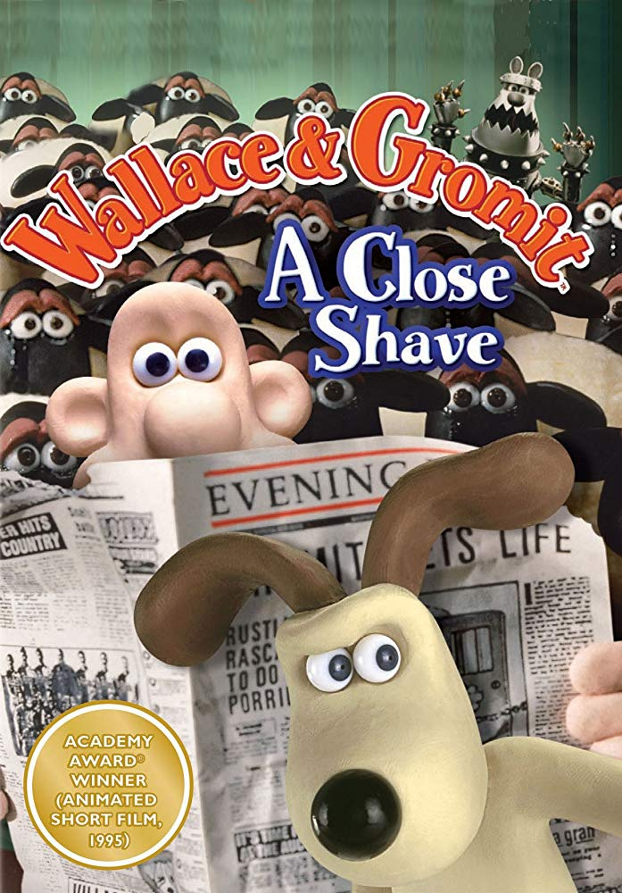 Wallace And Gromit In A Close Shave 1995 720p BluRay H264 AAC-RARBG