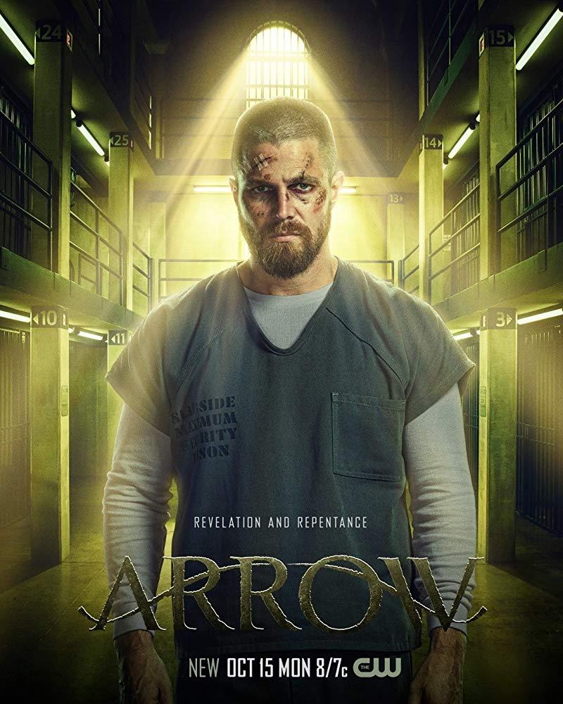 Arrow S07E01 720p HDTV x264-SVA