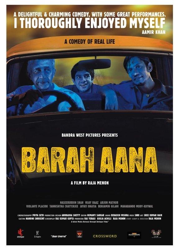 Barah Aana (2009) Hindi 720p WEB-HD x264 AAC-Sun George