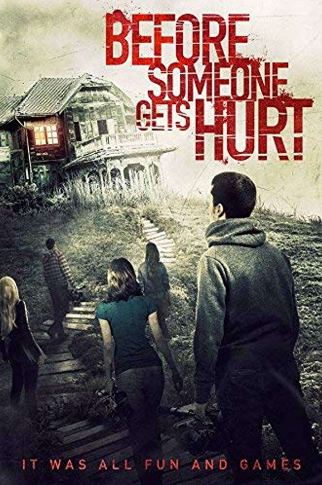 Before Someone Gets Hurt 2018 BRRip XviD AC3-EVO