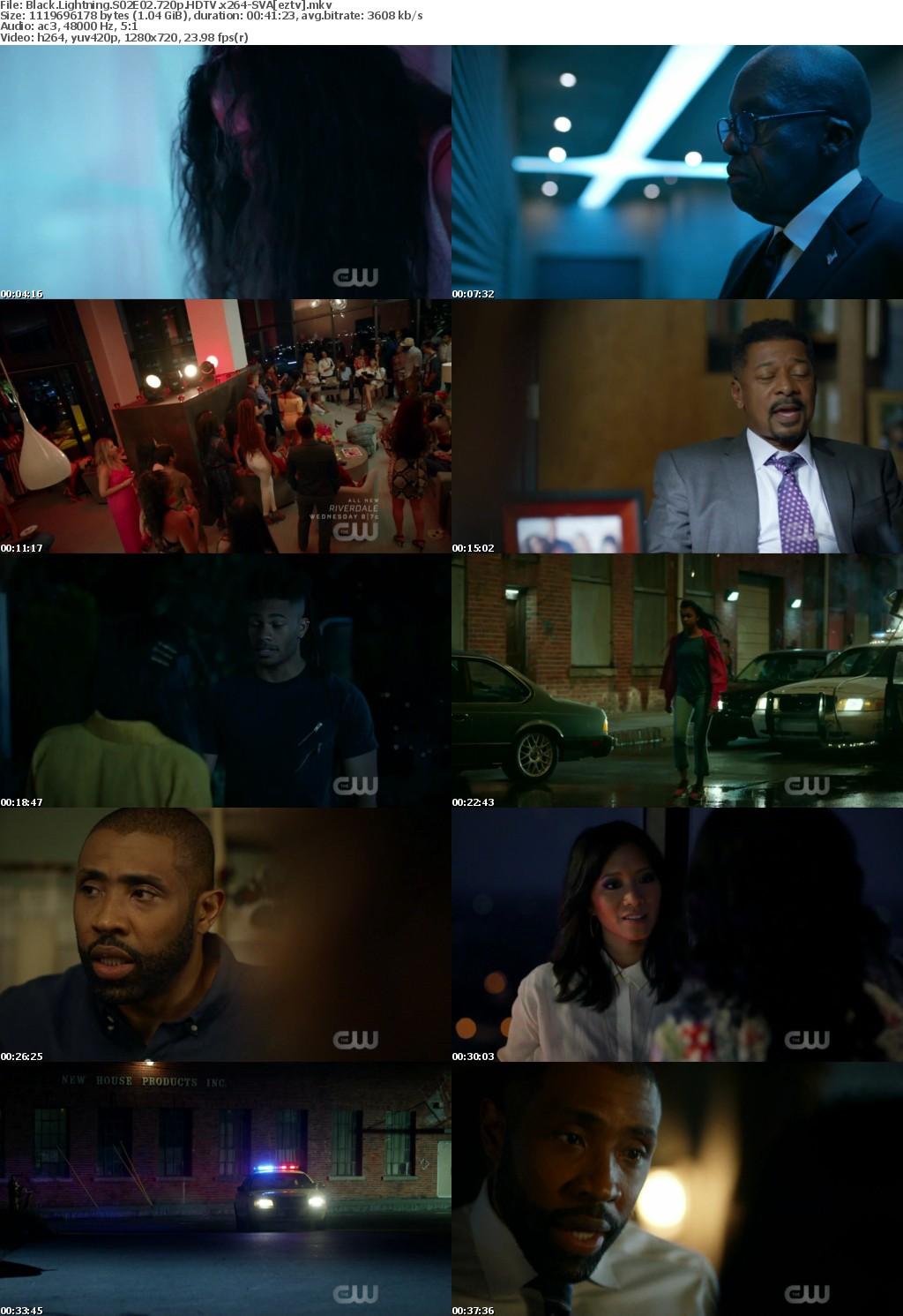 Black Lightning S02E02 720p HDTV x264-SVA