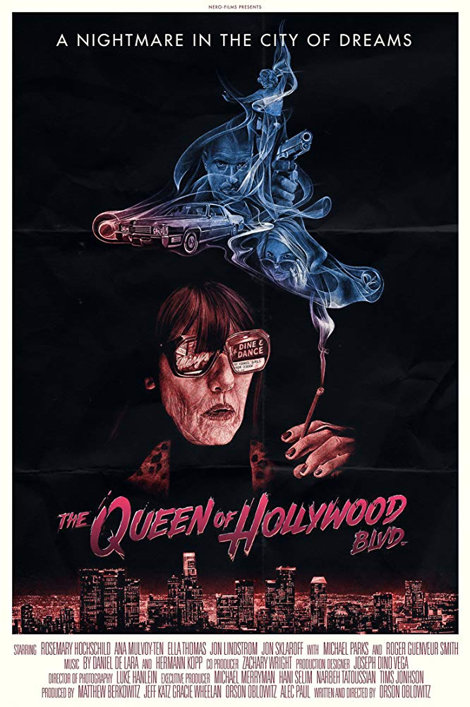 The Queen of Hollywood Blvd (2017) [WEBRip] [720p] YIFY