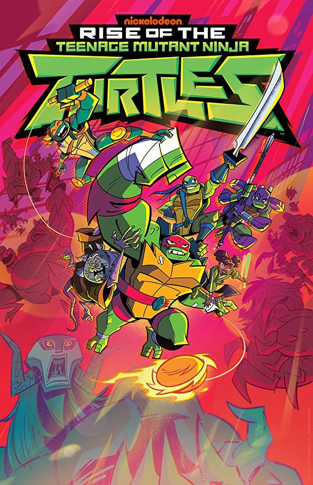Rise of the Teenage Mutant Ninja Turtles S01E06B 720p HDTV X264-CREED