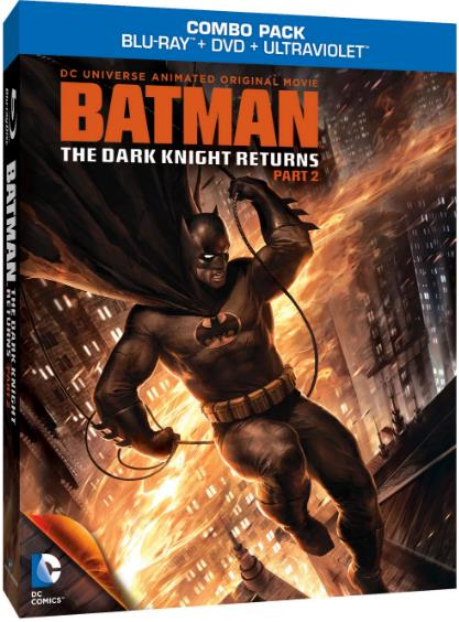 Batman The Dark Knight Returns Part 2 (2013) 1080p BDRip x265 DTS HD MA 5.1 Goki