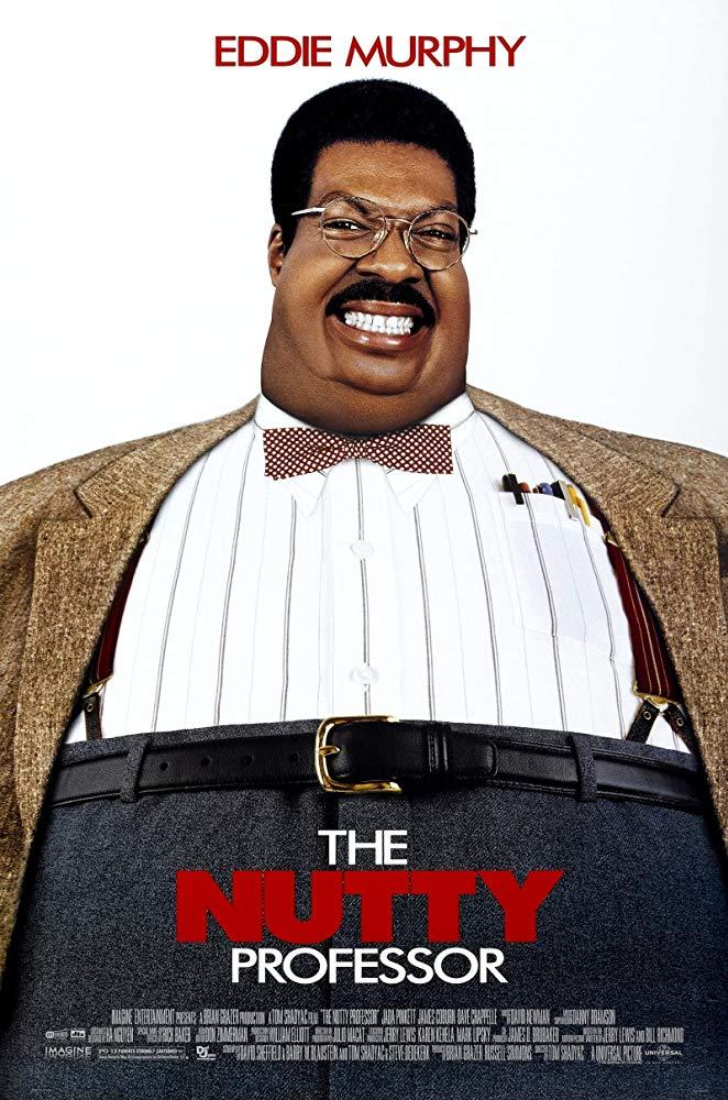 The Nutty Professor 1996 BRRip XviD MP3-XVID