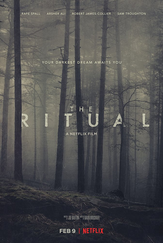 The Ritual (2017) 1080p WEB-DL DD5.1 H264-FGTEtHD