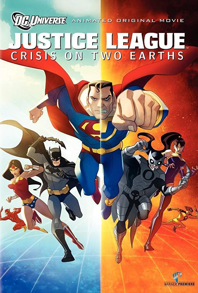 Justice League Crisis On Two Earths 2010 1080p BluRay H264 AAC-RARBG