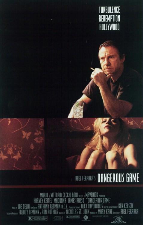 Dangerous Game 1993 BRRip XviD MP3-XVID