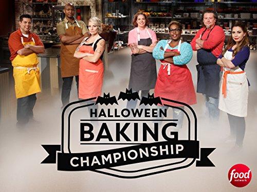 Halloween Baking Championship S04E05 Circus of Dread 720p WEBRip x264-CAFFEiNE